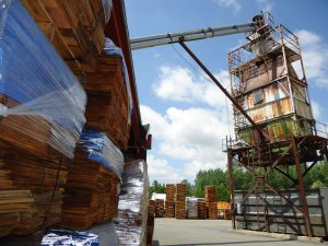 Premium Red Cedar Wood Manufacturer