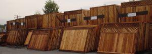 Cedar Fencing Langley