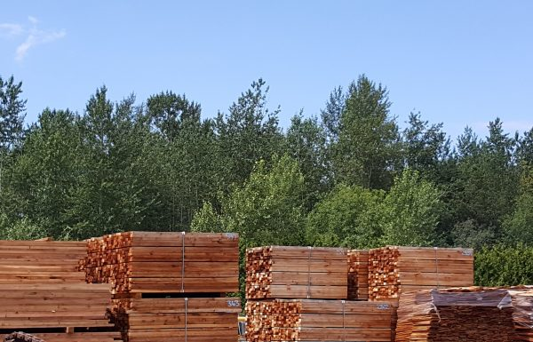 Red Cedar for Moth Control: Mill Direct Lumberyard - Quality Red Cedar