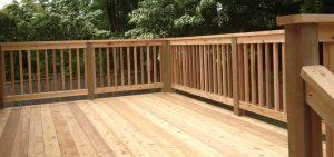 Cedar Decking Versus Composite Decking - Value, Maintenance & Beauty