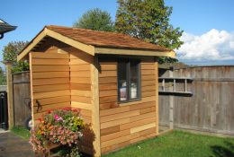 Red Cedar Shakes, Siding, Shingles & Panels - Build a Cedar Shed, House, etc