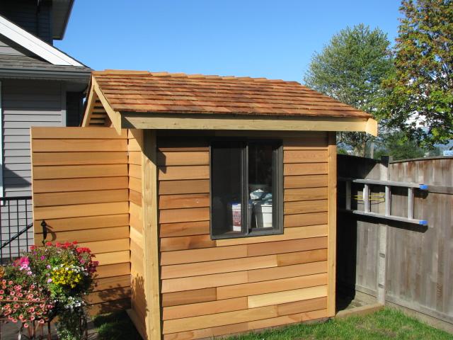 Cedar Siding - Shakes, Shingles Roofing