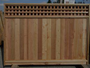 Cedar Panelling - Red Cedar Wood Panels